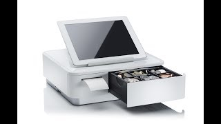 Square Stand And Cash Drawer