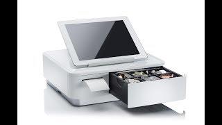 Square Stand Compatible Receipt Printer