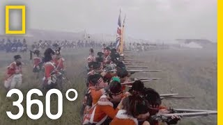 360° Battle of Waterloo | National Geographic