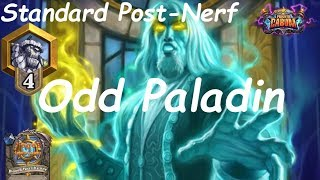 Hearthstone: Odd Paladin #1: Boomsday (Projeto Cabum) - Standard Constructed Post Nerf