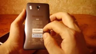 Проверка подлинности смартфона из Китая.