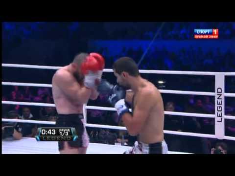 Dzhabar Askerov(Russia-lezgin) vs Enrike Gogohiya(Ukrain-gruzin)