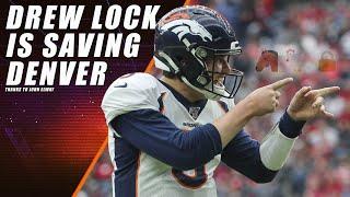 Broncos Pummel Texans & Drew Lock is Saving Denver