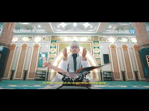 Doa khatam Quran Syekh Rasyid