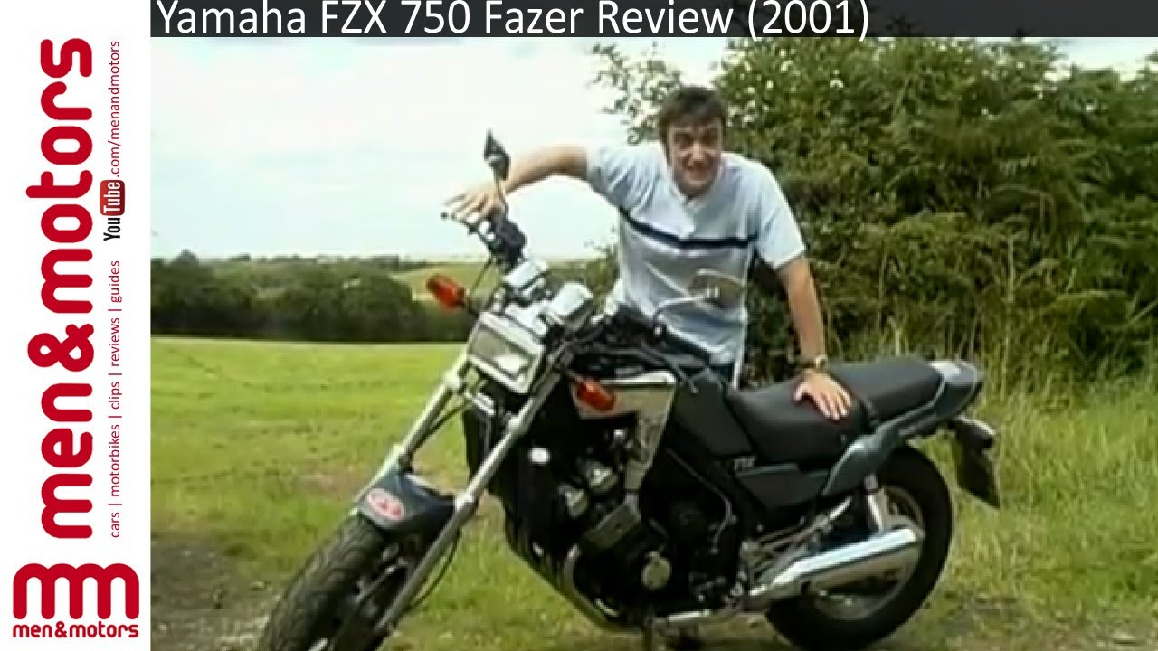yamaha fzx 750 fazer review 2001 youtube. Black Bedroom Furniture Sets. Home Design Ideas