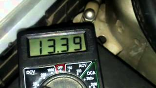 battery charge internal heater common problem a3 2 0tdi