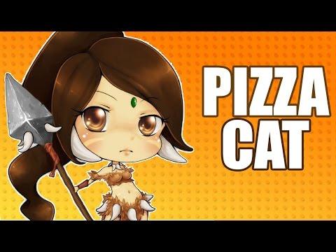 League of Legends : Pizza Cat