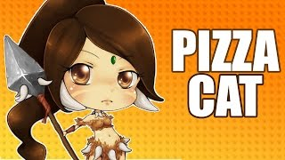 League of Legends : Pizza Cat