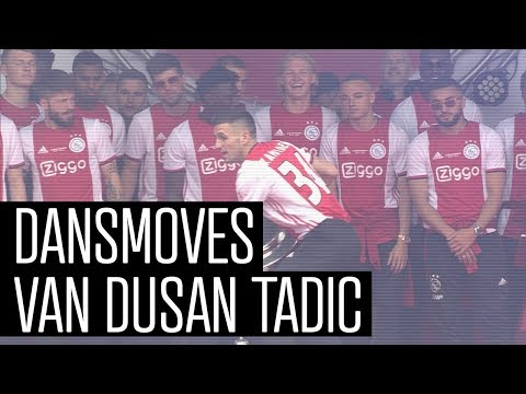 Tadic on fire! | HULDIGING