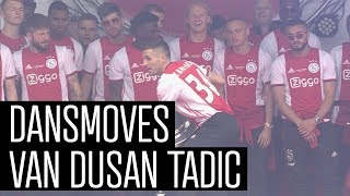 Tadic on fire! 🔥 | HULDIGING
