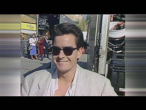 See a young charlie sheen slam his first ever movie youtube see a young charlie sheen slam his first ever movie thecheapjerseys Images