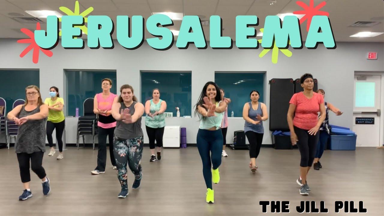 Jerusalema Zumba Routine // Master KG, Burna Boy, Nomcebo Zikode // Dance Fitness // Line Dancing