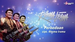 Download Rhoma Irama - Perbedaan (Official Lyric Video)