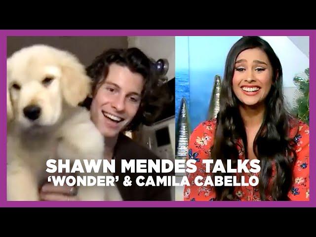 Shawn Mendes on \'Wonder\', Camila Cabello\'s Influence & Tarzan | Full Interview