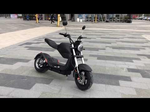Электроскутер Citycoco Bike 2000 Вт - новинка 2019 года!