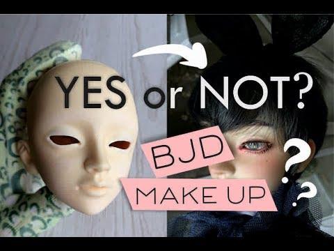 BJD makeup SWITCH