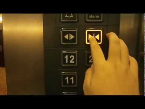 Century Plaza Hotel, Shenzhen, China: Guangri Elevator