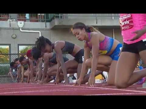 TTSS Women's 100m - Michelle-Lee Ahye