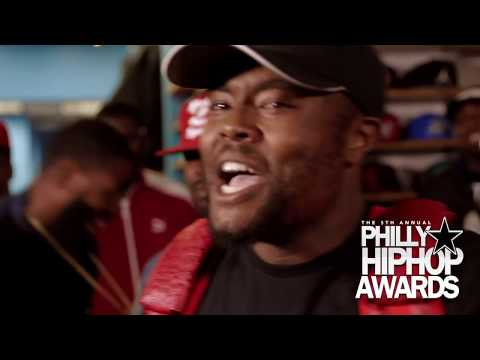 2015 Philly Hip Hop Awards STRAIGHT OUTTA PHILLY Cypher