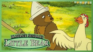 Little Bear | Little Bear's Mermaid / Father's Flying Flapjacks / Maracas - Ep. 8