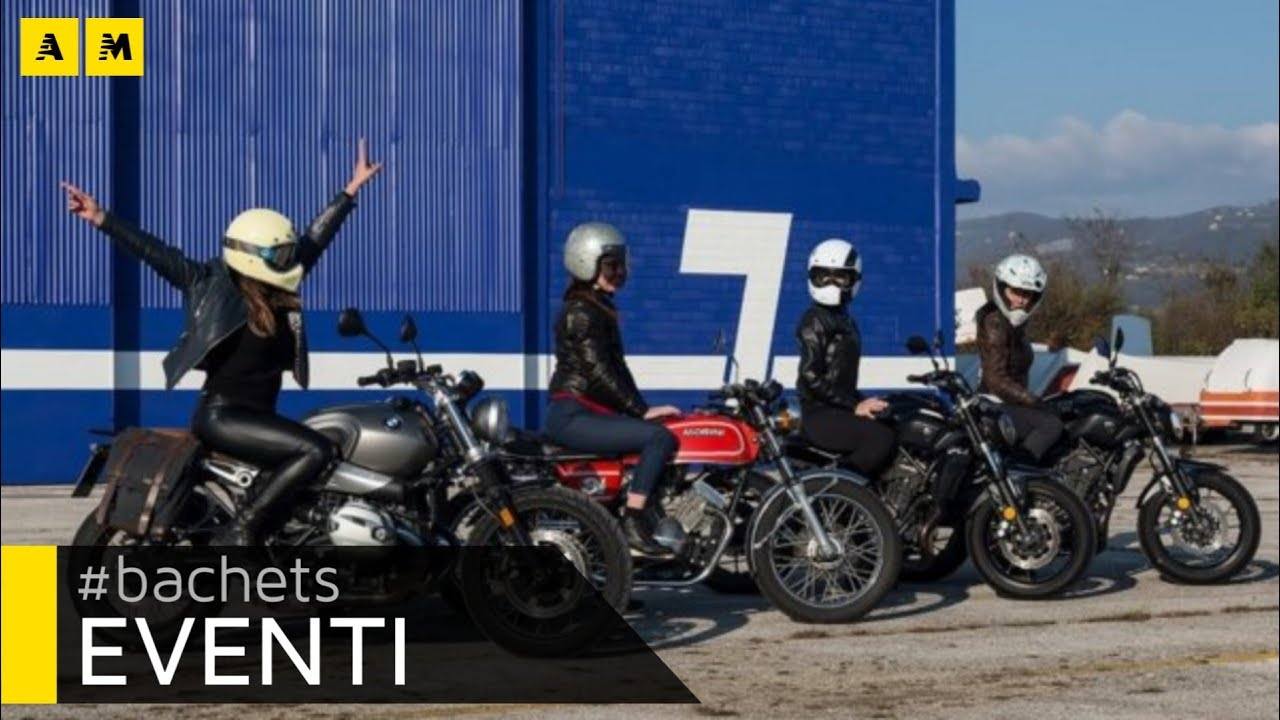 Women Motor Boot Camp - Boscomantico 8, 9 e 10 marzo 2019