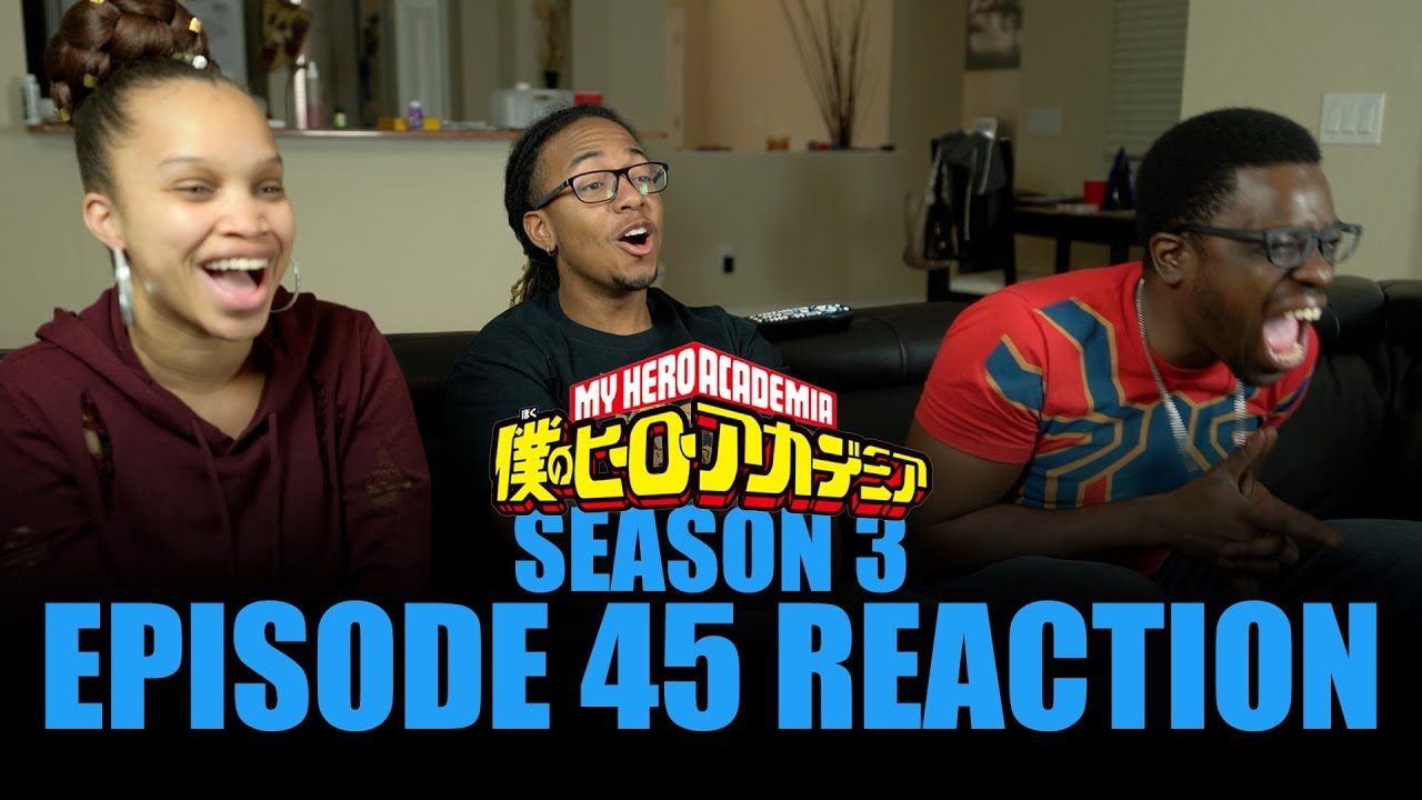 Download What a Twist! My Hero Academia Season 3 Ep 7 Reaction