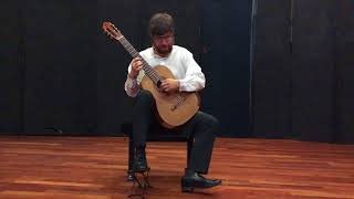 Guitar Recital (excerpts) - International Nice Music Academie
