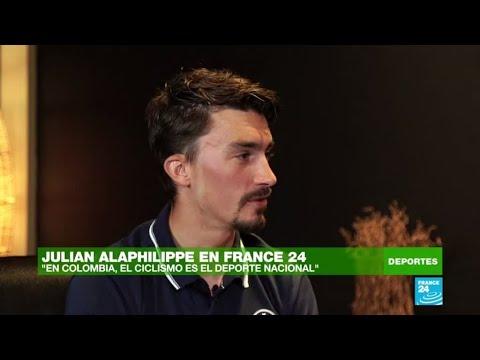 Julian Alaphilippe El Ciclismo En Colombia Es El Deporte Nacional Youtube