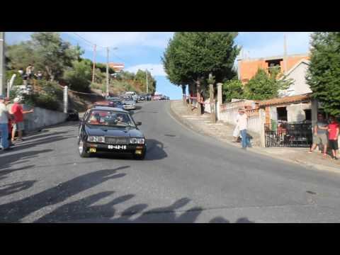 1º Rally - Cidade da Covilhã - Canhoso/Vila do Carvalho - 2014 (Rampa 2014)