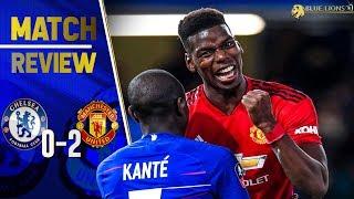 STUBBORNNESS WILL COST YOU SARRI || SARRI OUT? - Chelsea 0-2 Man United