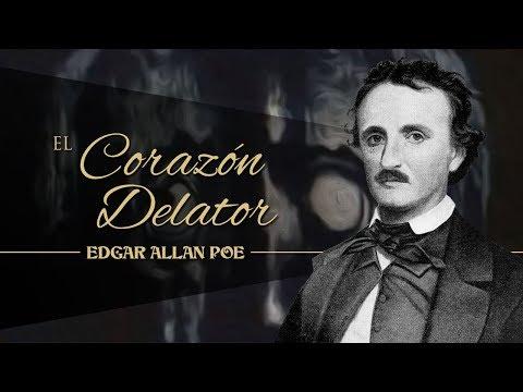 El Corazón Delator, de Edgar Allan Poe - narrado por El abuelo Kraken