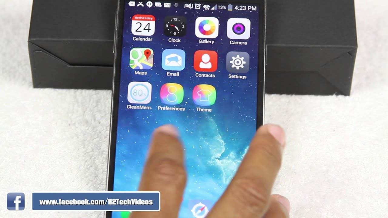 How To Turn An Android Phone Into Iphone 6 H2techvideos Diy Hack Rewiring Existing System Be Used As
