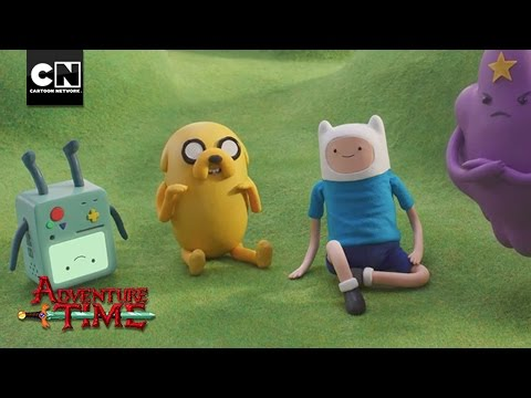 Bad Jubies I Adventure Time I San Diego Comic Con I Cartoon Network