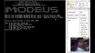 Giao tiếp Modbus giữa PC và PLC