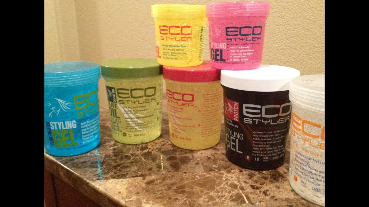 Natural Hair: The Complete EcoStyler Gel Review All