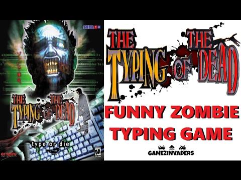 Zombie Typing Survivor
