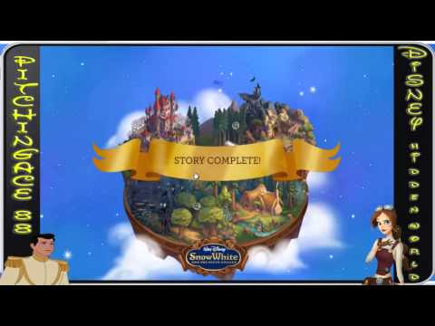 Disney Hidden Worlds - Snow White - Ever After