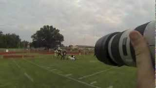 Jonah Williams Great Catch for West Lafayette at Harrison Football