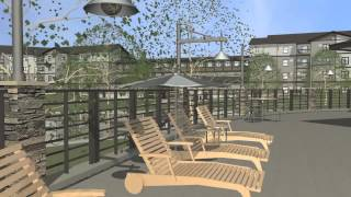 Cardinal Point Apartments 3d Rendering Fly Through | IRET Properties Grand Forks, ND