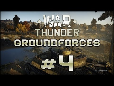 How to play war thunder ground forces
