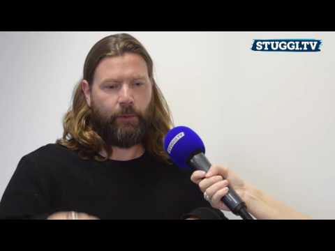 Rea Garvey im Interview bei STUGGI.TV