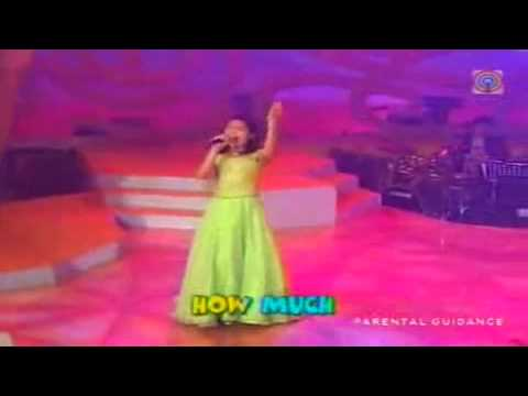 CHARICE - Run To You - At Little Big Star ( 13 Years Old )