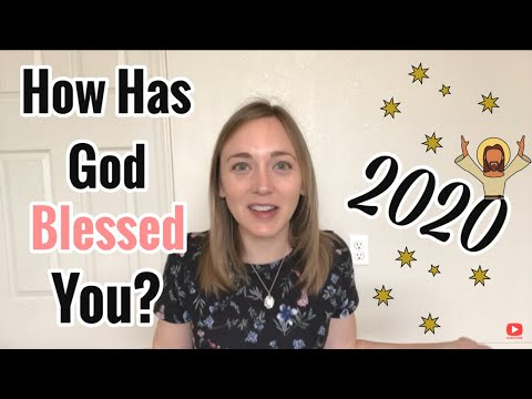 12 Blessings From 2020: CHALLENGE and OPEN COLLAB!