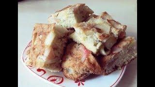 Шарлотка/яблочный пирог/шарлотка с яблоками