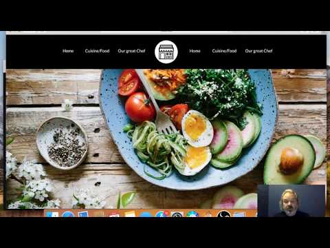Creating A Responsive Two Page Restaurant Website