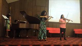 Jesu, Joy of Man's Desiring - Violin Duet