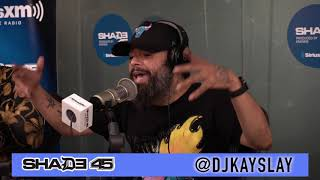 Jehovah Nissi interview with Dj Kayslay at Shade45