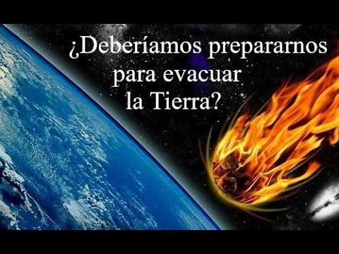 98. ¿Deberíamos prepararnos para evacuar la tierra? Entrevista con Ricardo González