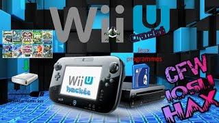 Présentation Hack Wii U CFW par Modchip France