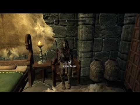 Brelyna Maryon Skyrim Guide [HD]